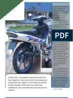 Yamaha 125z artikel