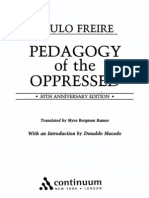 Paulo Freire - Pedagogy of the Oppressed