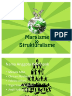 Marxisme Dan Strukturalisme