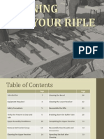 WRTG 393 Instruction Manual -- How to Clean your Rifle