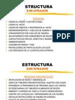 RIESGO ENCOFRADO