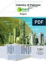 Cement Industry and its Economic Impact