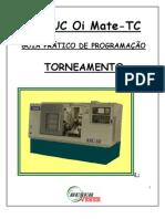 GUIA PRÁTICO DE PROGRAMAÇÃO CNC MASC 9