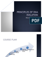 Principles of DNA Isolation