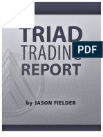 Triad Trading Report