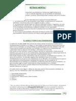 Esquema de Criterios diagnósticos Retraso Mental AAMR o AAIDD