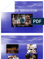 Human Behavior TSBC