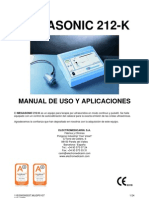 Megasonic 212 K