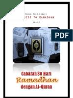 Tazkirah Ramadan