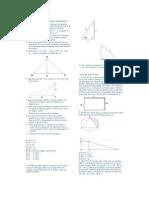 Trigonometria no triângulo retângulo 2