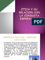 Etica y Su Relacion Con La Conducta rial