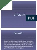 VIH PEDIATRICO   DR.FSM