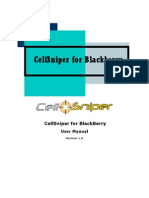 CellSniper_BB_UserManualv1.0