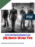 Mafia Wars 101 Tips