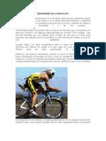Ergonomia en La Bicicleta