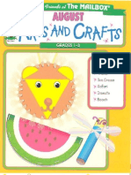 8212216 Arts and Crafts August