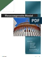 Flexocompresión Biaxial