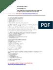 ISTQB Latest Sample Paper 1