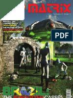 UFO Matrix Volume 2 Issue 1 Freebie