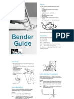 Conduit Bender Guide