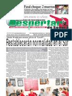 Edición 19 de septiembre del 2008