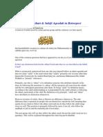 The Athari & Salafi Aqeedah in Retrospect