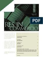 Res in Commercio 07/2011