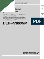 310077279DEHP7800MPOperationManual