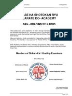 Grading SyllabusKase