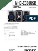 Sony Mhc Ec68usb