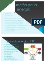 Ecuación de la energía