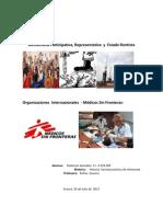 Informe Democracia Participativa-representativa y Estado Rentista