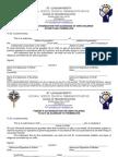Parents Or Guardians Authorization Form for Nstp 1&2 Summer 2011