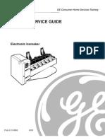 Electronic Ice Maker