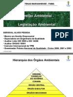 Noções básicas de Legislação Ambiental