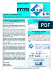 DCRS Aug-Sep 2011 Newsletter
