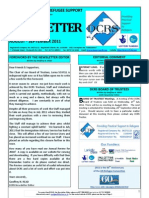 DCRS Aug-Sep 2011 Newsletter