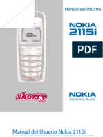 Manual de Usuario Nokia 2115i