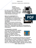 RESEÑA HISTORICA Y GENERACION DE COMPUTADORAS
