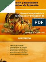 FORMULACION DE PROYECTOS -01
