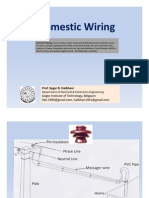 Domestic Wiring