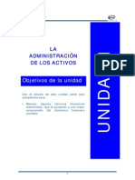 Unidad 1pdf Admin is Trac Ion Financier A