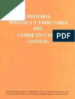 Historia Política y Tributaria del Cobre en Chile / Jorge Lavandero (2003)