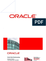 ORACLE Data Warehousing Guarino