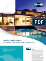 Hanlon Windows Brochure