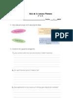 Guía La cuncuna filomena