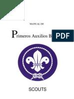 Manual Primeros Auxilios Scouts