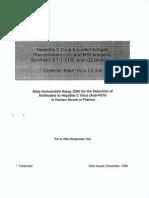 HCV RIBA CHIRON