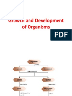 Growth and Development of Organisms