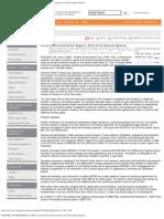 FORTERRA Environmental CORP. _ Forterra Environmental Reports 2010 First-Qua